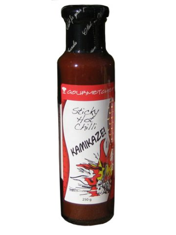 Kamikaze Sticky Hot Chilli Sauce 250 g
