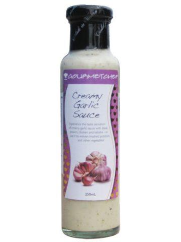 Creamy Garlic 250 g