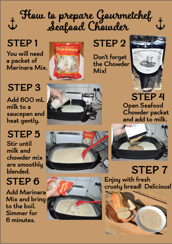 Seafood-Chowder-Instructions